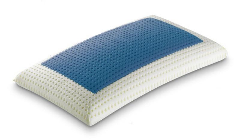 Cuscino Bedding  Comfort Blue Classic