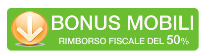 Bonus Mobili Rimborso fiscale del 50%